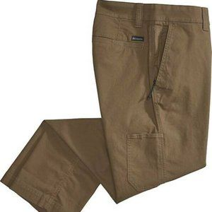 Columbia Men's Roc II Pant, Flax, 30x34